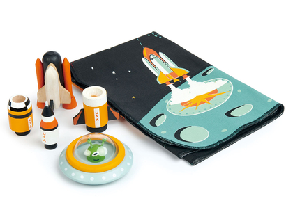 Play mat 'Space' with accessories