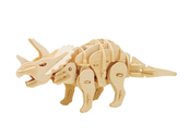 Building kit 'Triceratops' sound activated
