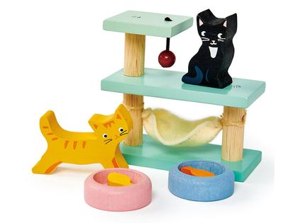 Dockhusdjur 'Katter'