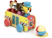 Pull toy 'Bus' Ingela P. Arrhenius