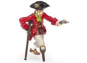 Pirate with Wooden Leg