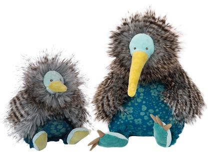 Bazar fågel 'Kiwi' liten