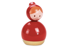 Musical box 'Little Red' Shinzi Katho