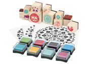 Stamp set 'Mandala'