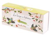 Ficklampa med berättelser 'Le Jardin'