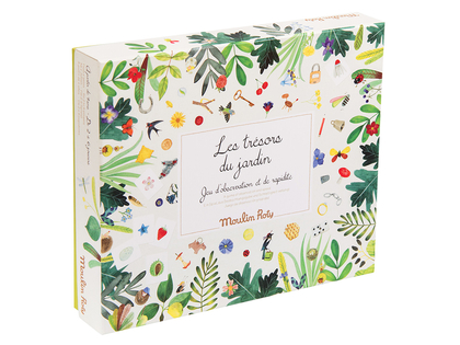 Spel 'Le Jardin'