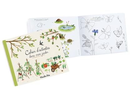 Aktivitetsbok 'Le Jardin'