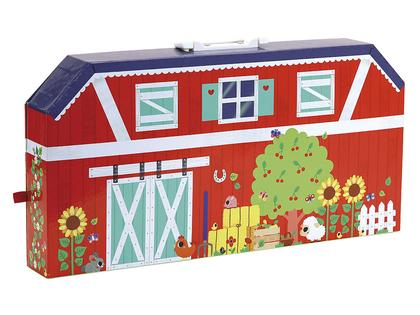 Farm in case