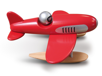 Airplane 'Hydro' red