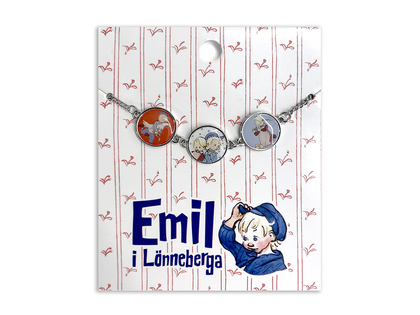 Armband 'Emil & Ida'