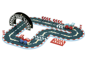 Car track Small with accessories