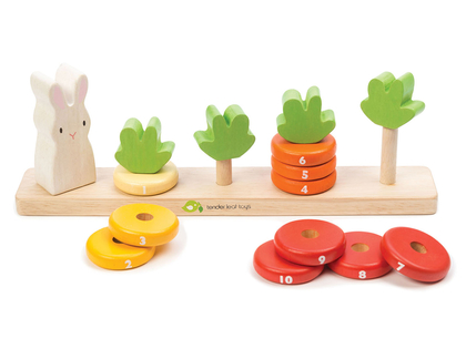 Stacker 'Counting carrots'