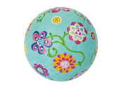 Ball rubber 'Flower' small