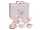 Tea set 'Il Etait Une Fois' in case