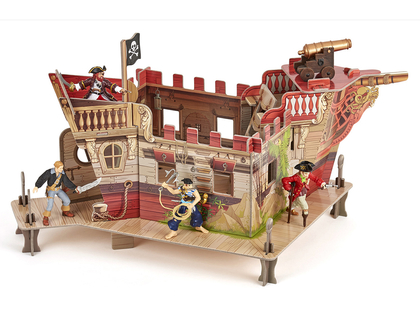 Piratfort byggsats