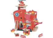 Fire station 'Vilacity' with accessories