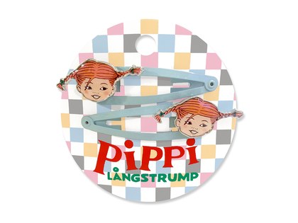 Hårspännen 'Pippi'