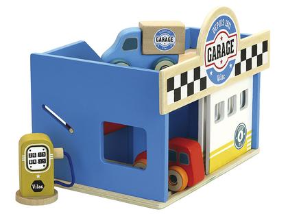 Garage 'Vilacity' litet