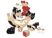 Balancing 'Cats' Ingela P. Arrhenius