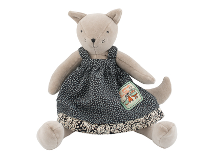 Cat Agathe 'La grande famille' 30 cm