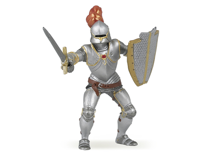 Knight in Armor red