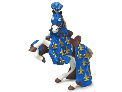 Prins Philip Häst blå