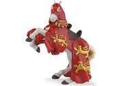 King Richard Horse red
