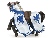 Dragon King Horse blue