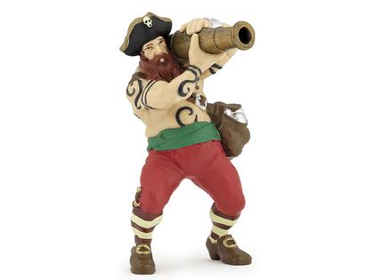 Pirat med Kanon