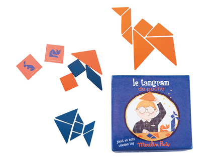 Spel 'Tangram'