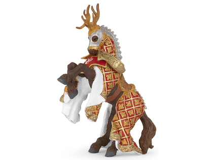 Riddare Hjortklan Häst