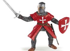 Knight Malta red