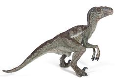 Velociraptor (grå)