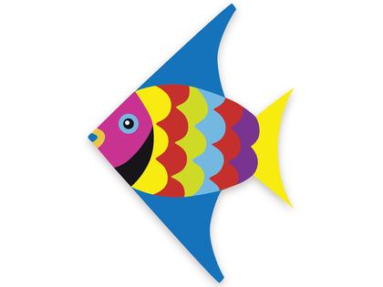 utklädnad fisk
