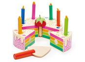 Cake 'Birthday' rainbow