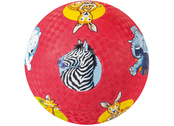 Ball rubber 'Animals' large
