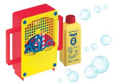 Soap bubbles 'Bubble factory'