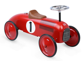 Scoot-car Vintage red