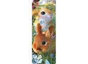 Bookmark 3D Bunnies
