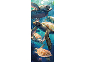 Bookmark 3D Sea Turtle Swim