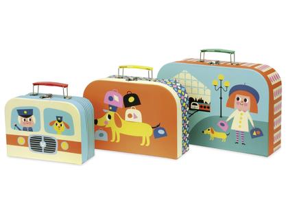 Suitcase Ingela P. Arrhenius 3pcs