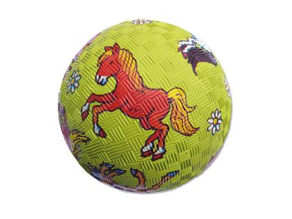 Boll gummi 'Häst' liten
