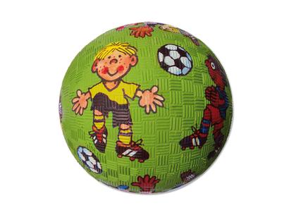 Boll gummi 'Fotboll' liten