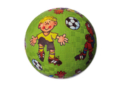 Ball rubber 'Soccer' small