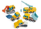 Cars 'Construction' 5 pcs