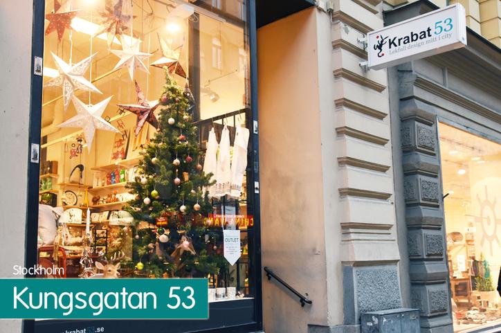 utklädnad butik stockholm